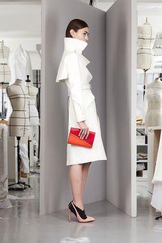 Christian Dior, pre-fall 2013
