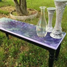 Unicorn SPiTstain  13 mind blowing things you can do with this magical new stain, painted furniture, painting, You Can Make an Explosion of Tie Dye