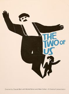 Saul Bass - The Two of Us (Claude Berri)