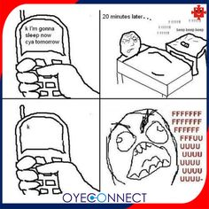 Ever happened with you ?  #cellphones #irritating #insomniac #fun