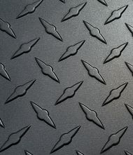Gunmetal Gray Aluminum Diamond Plate Various Sizes Diamond Plate Plates On Wall Aluminum Sheets