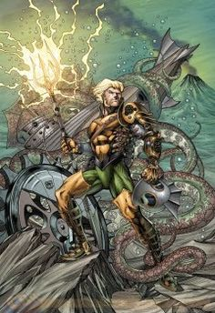 Mismatched Bookends: EXCLUSIVE FIRST LOOK: DC'S NEW 52 GOES STEAMPUNK IN FEBRUARY