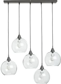 Firefly Pendant Light - this will look lovely over my dining room table.