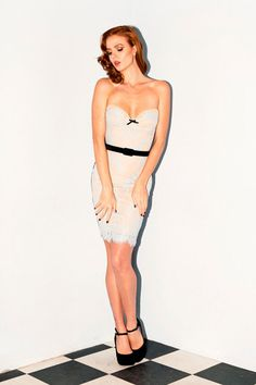 OMG! Can't wait for the new collection, love this Mel. Tiah Eckhardt for Wheels & Dollbaby SS12/13 Lookbook | Oyster