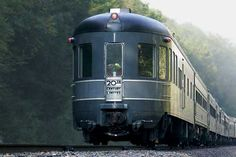 Built in 1948 by Pullman Standard for the re-equipping of the New York Central's 20th Century Limited.