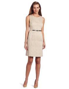 Evan Picone Women's Evan Picone Cotton Mosaci Jacquard Dress, Champagne, 16 Evan Picone, http://www.amazon.com/dp/B006BNPG0E/ref=cm_sw_r_pi_dp_vnK8pb1T5WJSC