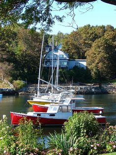 Perkins Cove,Ogunquit,Maine...my paradise...i would love to live there...