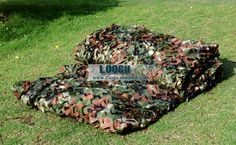 VILEAD 2.5M x 2M (8FT x 6.5FT) Woodland Digital Camo Netting Military Army Camouflage Net Jungle Sun Shelter for Hunting Camping