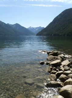 Chilliwack Lake Provincial Park, Chilliwack, BC  Canada  Would love kayak on this Lake. Very Pretty