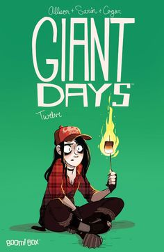 Buy Giant Days by John Allison, Max Sarin, Whitney Cogar and Read this Book on Kobo's Free Apps. Discover Kobo's Vast Collection of Ebooks and Audiobooks Today - Over 4 Million Titles! Marvel Heroines, Comic Art, Comic Books, Boom Studios, Comic Book Style, Harry Potter Art, Comic Styles, Comic Covers, Character Design