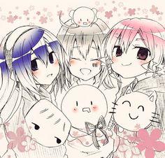 Vocaloid, Anime Girl Drawings, Anime People, Pop Singers, Manga, Touken Ranbu, Music Bands, Kawaii Anime, Anime Characters