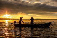 Rybacy ze Szwaderek