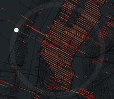 NYCHenge / an interface to see when sunset aligns with streets in New York City / by CartoDB