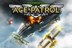 New: Sid Meiers Ace Patrol - http://www.ipadsadvisor.com/new-sid-meiers-ace-patrol