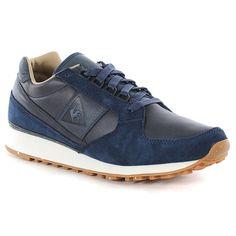 e36ce7fd3958 Le Coq Sportif Eclat Lea Premium Shoes - Dress Blues Dress Blues