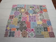 Jan Houtman Patchwork