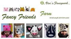 Tiermützen freebook