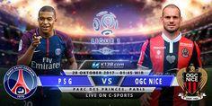 Prediksi Paris Saint Germain vs Nice 28 Oktober 2017
