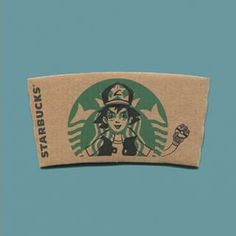 Either way, surely you'll catch all your favorite seasonal flavors. | Starbucks Sleeves Just Got Cuter Thanks To This Instagram