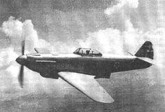 Ikarus S-49 fighter bomber