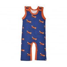 Baba Babywear jumpsuit Fox
