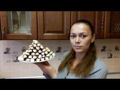 Рецепт ОЧЕНЬ вкусных вафельных трубочек - YouTube