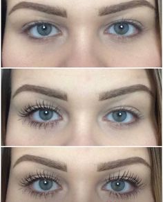 I just love my curling mascara - waterbased stays on forever and does its' magic