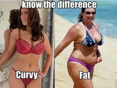 Curvy Women are the Hottest