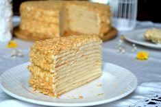 Torte Cake, Napoleon, Vanilla Cake, Desserts, Recipes, Food, Photography, Pies, Essen