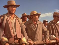 The Good, the Bad and the Ugly (1966) - Clint Eastwood