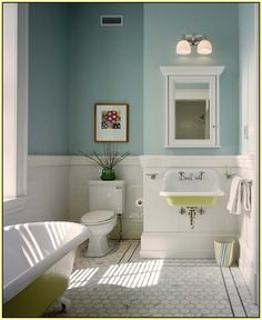 Photography Gallery Sites Small Vintage Bathroom Small vintage bathroom Vintage bathrooms and Floor painting