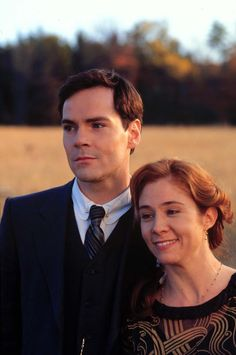 Gilbert Blythe  Anne Shirley, hopefully, happily ever after :o)