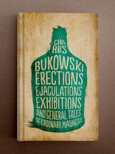 Charles Bukowski Book Series by Valentino Borghesi