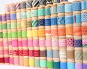 Washi Tape Assortment - 16 Yards Of Your Choice (48 Feet) - Project Life Colors