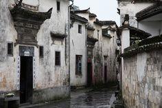 Xidi Village, Anhui, China | Flickr - Photo Sharing!