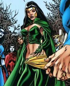 Resultado de imagen para enchantress comic