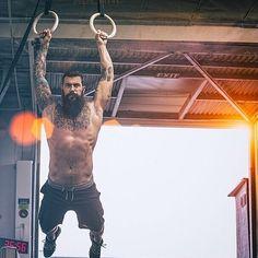 lumbersexual's photo on Instagram | #beard #muscle #lumbersexual