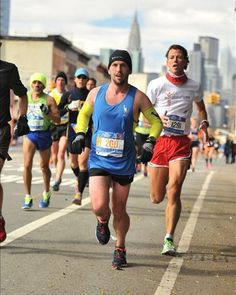 New York City's marathon is a rite of passage for anyone who wants to call…
