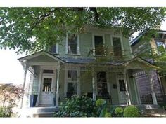 Cottage Home Historic neighborhood and Homes for Sale in Indianapolis