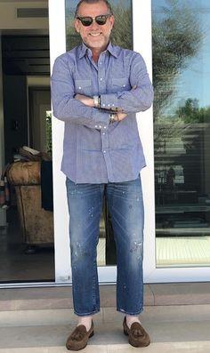 e08a51510ce4 ... Large Size T-shirt. Steven Felixclothing · Old Man Fashion