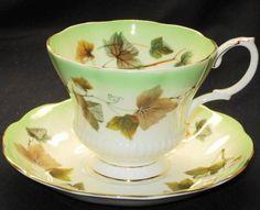 Royal Albert Reflection Series   Green