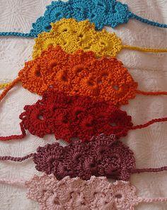 Ravelry: Royal Crocheted Headband pattern by Maya Kuzman