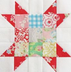 Farmer's Wife Quilt Along Week 44 - Pretty by Hand -
