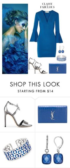 """Untitled #965"" by gallant81 ❤ liked on Polyvore featuring Emilio Pucci, Gucci, Yves Saint Laurent, Belle Etoile and Napier"