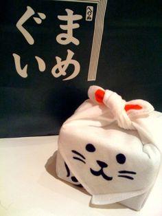 mamegui / japanese mini-wrapping cloth / furoshiki