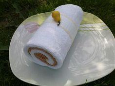 Wesega / Roláda z uteráčikov s hruškou
