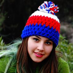Vamos q se puede... Maria Jose, Crochet Hats, Beanie, Instagram Posts, Fashion, Beanies, Lets Go, Knitting Hats, Moda