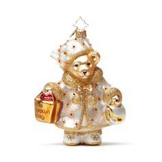 Christopher Radko Majestic Muffy Ornament | Bloomingdale's Wedding & Gift Registry