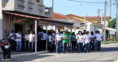 BLOG DJ AILDO: Secretaria de Saúde de Cerro Corá realizou uma mob...