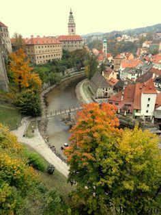 Český Krumlov, Czech Republic | Český Krumlov, República Checa // UNESCO World Heritage Site from 1992